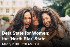 10 Best, Worst US States for Women