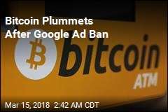 Google Is Banning Bitcoin-Related Ads