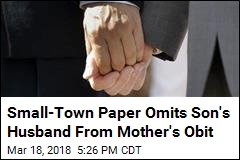 Texas Paper Nixes Gay Couple From Obit for 'Ethical' Reasons