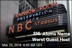 SNL Alums Name Worst Guest Host