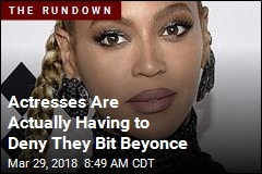 A Mystery for Our Times: Who Bit Beyonce?