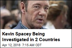 LA Prosecutors Looking at Case Against Spacey