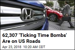 62,307 'Ticking Time Bombs' Are on US Roads