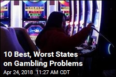 10 States With Most, Least Gambling Problems
