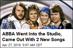 Big ABBA News: Its First New Songs in 35 Years