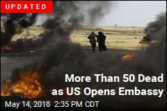 More Than 40 Dead as US Opens Embassy