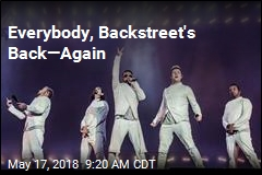 Everybody, Backstreet's Back—Again
