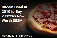 In 2010, 10K Bitcoins Could Buy 2 Pizzas. Today, 6.5M Pizzas