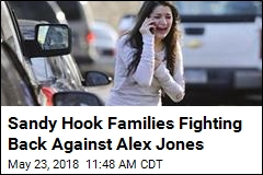 More Sandy Hook Families Go After Alex Jones