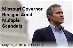 Missouri Governor Resigns Amid Multiple Scandals