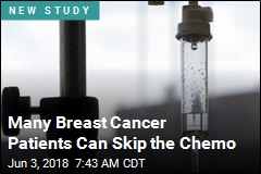 Many Breast Cancer Patients Can Skip the Chemo