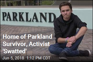 Home of Parkland Survivor, Activist 'Swatted'