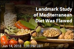 Landmark Study of Mediterranean Diet Was Flawed