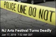NJ Arts Festival Turns Deadly