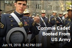 'Commie Cadet' Booted From US Army