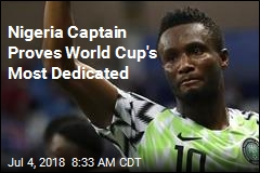 Dad's Kidnapping Didn't Stop This World Cup Captain
