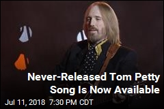 New Tom Petty Song Released Ahead of Upcoming Box Set