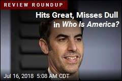 New Baron Cohen Show 'Hit and Miss'