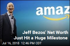 Jeff Bezos Is Now Richest Person in Modern History