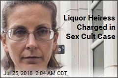 Liquor Heiress Charged in Sex Cult Case