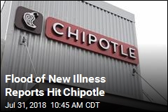 Flood of New Illness Reports Hit Chipotle