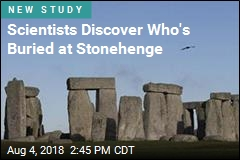 Scientists Discover Who's Buried at Stonehenge