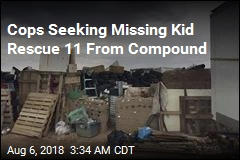 11 Starving Kids Rescued From New Mexico Compound