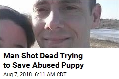 Man Fatally Shot Trying to Prevent Puppy Abuse