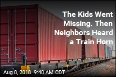 The Kids Went Missing; Then a Train Horn