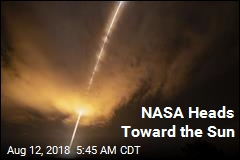 NASA Heads Toward the Sun