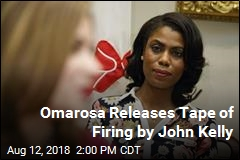 Omarosa Says She Secretly Taped White House Firing