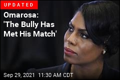 Trump Takes Legal Action Against Omarosa