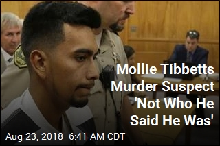 Tibbetts Suspect 'Not Who He Said He Was'