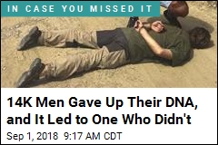 14K Men Gave Up Their DNA, and It Led to One Who Didn't