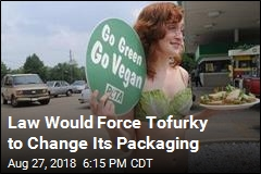 Law Would Force Tofurky to Change Its Packaging