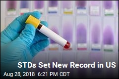 STDs Set New Record in US