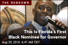 This Is Florida's First Black Nominee for Governor
