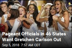 Amid an Open Revolt, Miss America Pageant Begins