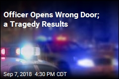 Officer Opens Wrong Door; a Tragedy Results