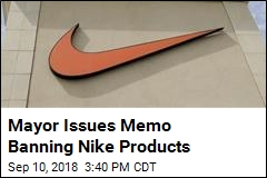 Mayor Bans Parks and Rec Dept. From Buying Nike