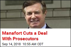 Manafort, Prosecutors Reach 'Cooperation Agreement'