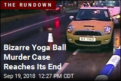 Bizarre Yoga Ball Murder Case Reaches Its End