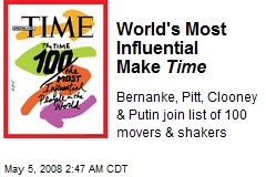 World's Most Influential Make Time