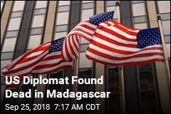 US Diplomat Found Dead in Madagascar