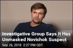 Report: Novichok Suspect Is Highly Decorated Colonel