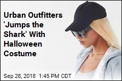 Urban Outfitters 'Jumps the Shark' With Halloween Costume