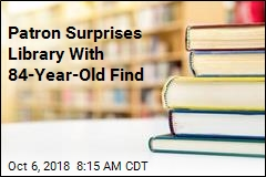 Patron Surprises Library With 84-Year-Old Find