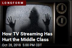 How Streamed Shows Are Crushing the Middle Class