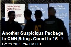 Another Suspicious Package to CNN, This Time in Atlanta