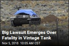 Family of Man Killed in Vintage Tank Sues Ammo Supplier